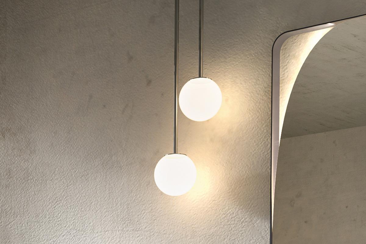 Arredo bagni cesena cesenatico cervia ravenna forl for Illuminazione bagno design